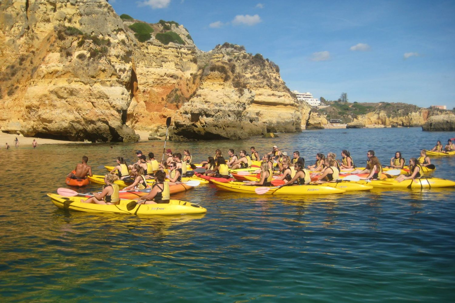 kayak travel sea ticketshop