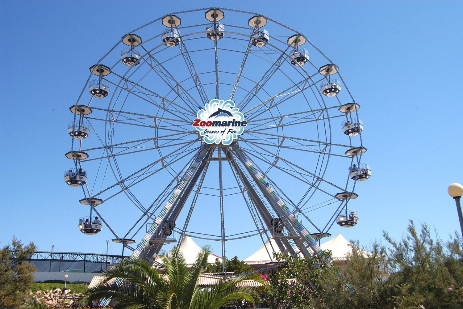 ferris wheel Zoomarine ticketshop