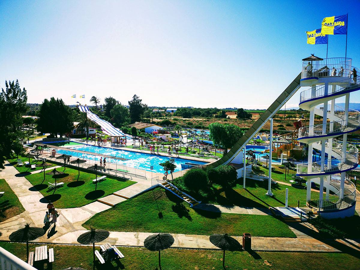 park view aqualand ticketshop