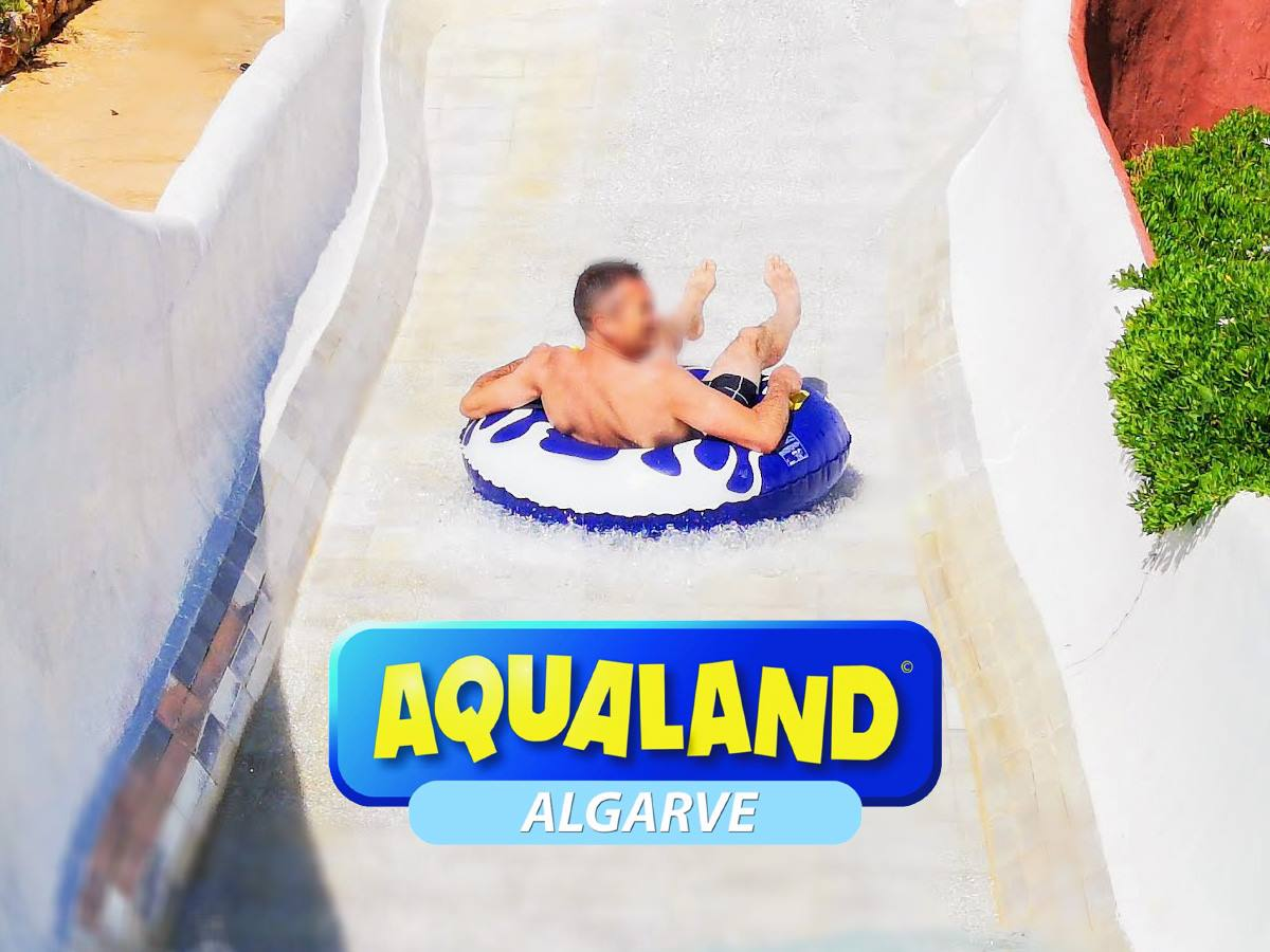 blue floater aqualand ticketshop