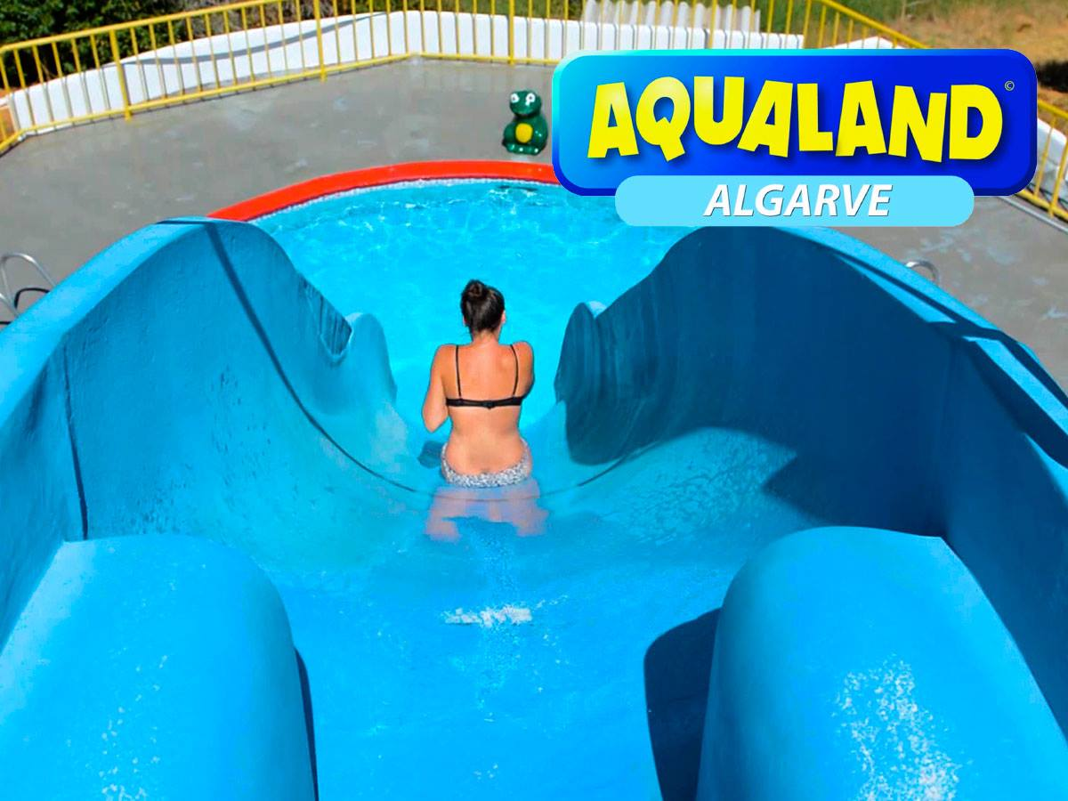 blue slide aqualand ticketshop