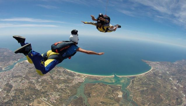 Skydive adventures lagos