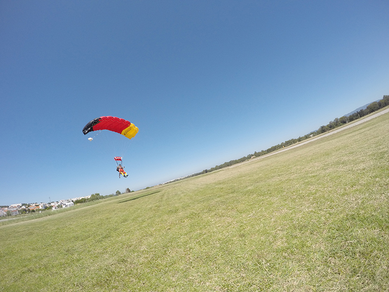 Skydive at the end lagos